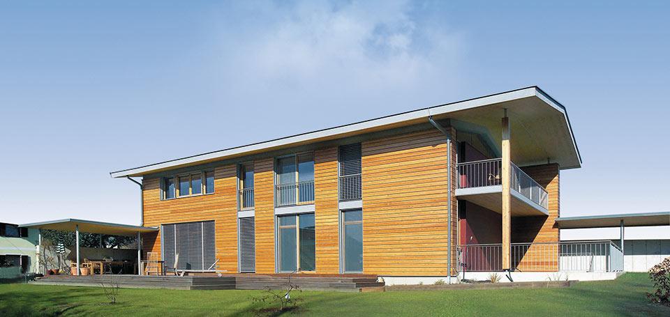 Fassadengestaltung Mit Holz fassadengestaltung und sanierung